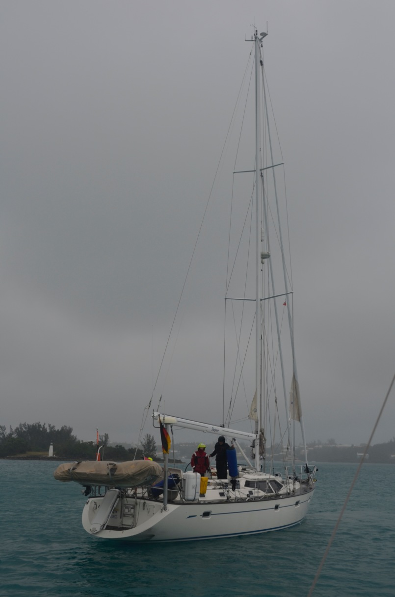 Bon Voyage Sleipnir!